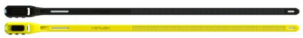 HIPLOK Zahlen-Kabelschloss Z-Lok Combo schwarz | Länge: 500 mm