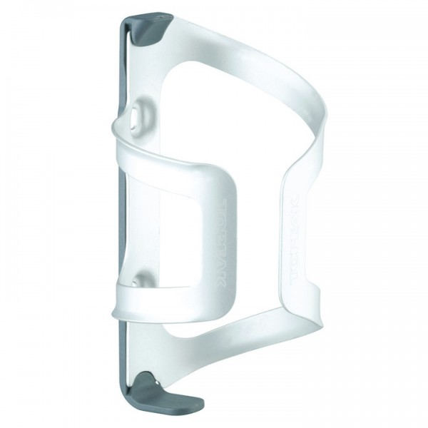 TOPEAK Flaschenhalter DualSide Cage silber | SB-Verpackung