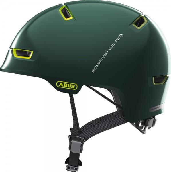 ABUS Fahrradhelm Fahrradhelm Scraper 3.0 ACE ivy green L