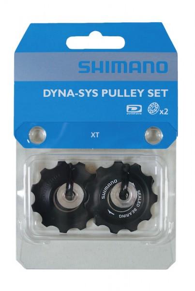 SHIMANO Schaltwerkröllchen RDM780 schwarz | 10-fach
