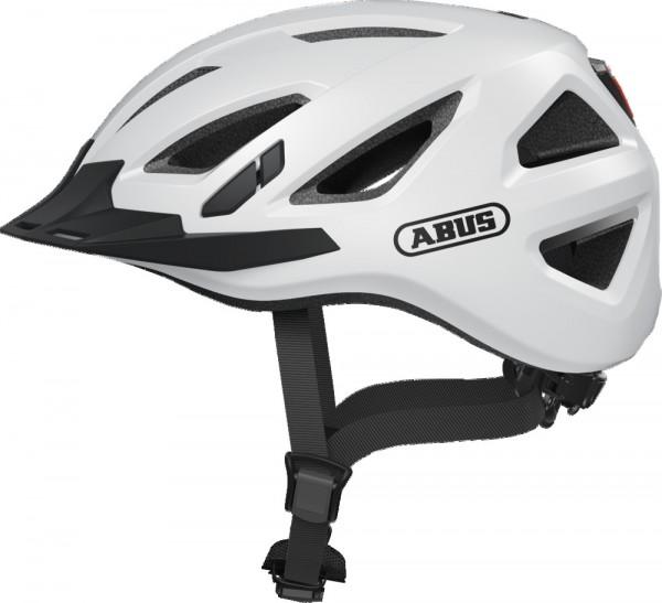 ABUS Fahrradhelm Fahrradhelm Urban-I 3.0 polar white XL