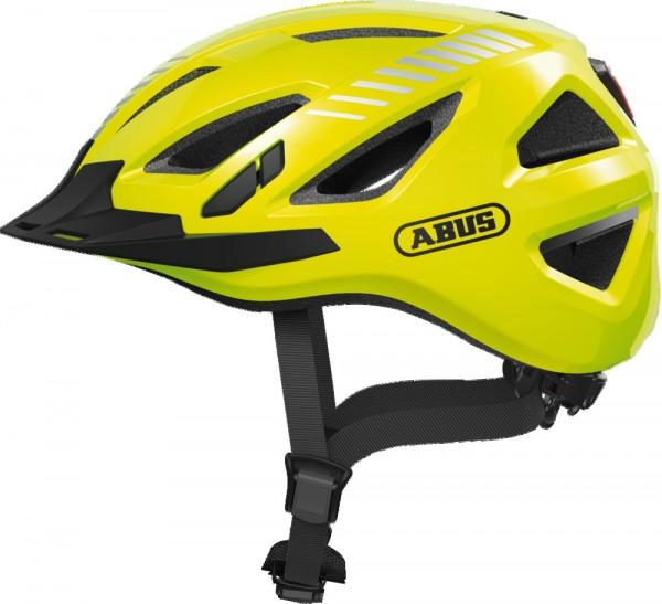 ABUS Fahrradhelm Fahrradhelm Urban-I 3.0 Signal yellow L
