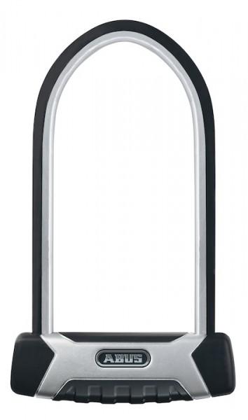 ABUS Bügelschloss Granit X-Plus 540 schwarz / grau | Höhe: 300 mm