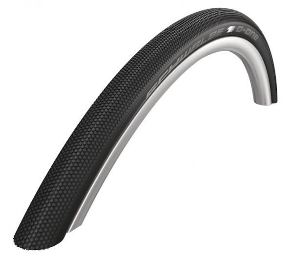 SCHWALBE Fahrradreifen G-One Speed HS 472 29 Zoll | ETRTO: 60-622 | Falt | SnakeSkin | schwarz