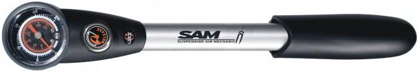 SKS Federgabelpumpe Sam Länge: 270 mm   silber