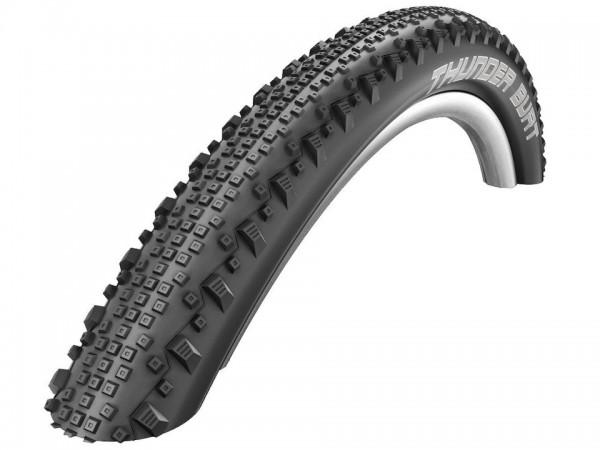 SCHWALBE Fahrradreifen ThunderBurt RaceGuard HS451 29 Zoll | ETRTO: 54-622 | Falt | LiteSkin | schwa