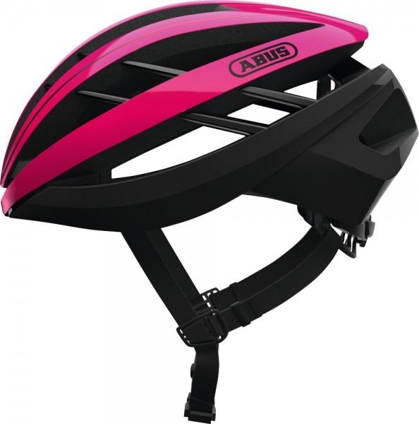 ABUS Fahrradhelm Aventor fuchsia pink L