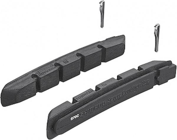 SHIMANO Ersatzbremsgummi S70C XT V-Brake Cartridge SB-Verpackung