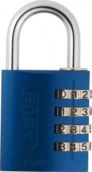 ABUS Fahrradschloss Zahlenschloss 145/40 blau B/DFNLI