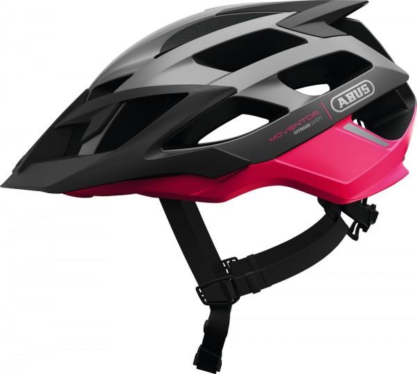 ABUS Fahrradhelm Moventor fuchsia pink M