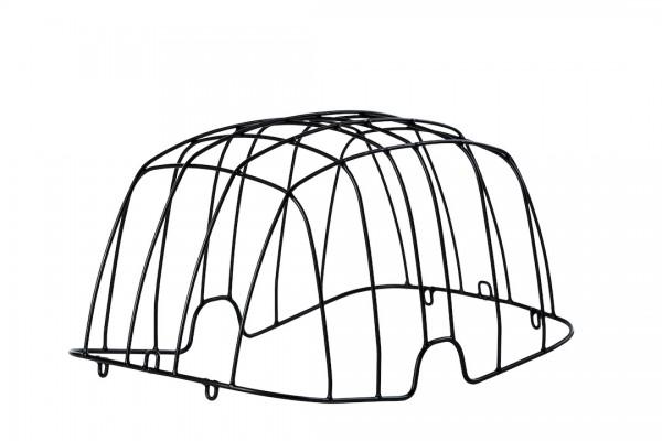 BASIL Gitter für Tierkorb Buddy schwarz
