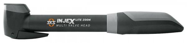 SKS Minipumpe Injex Lite Zoom Länge: 256 mm   schwarz