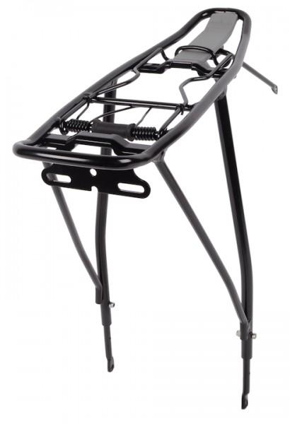 ATRAN VELO Gepäckträger Active schwarz   Laufradgröße: 24 - 28 Zoll
