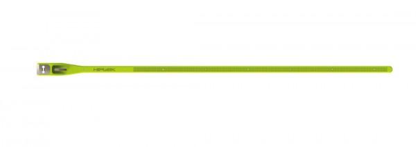 HIPLOK Kabelschloss Z-Lok 1 Paar lime   Länge: 400 mm   inkl. Universalschlüssel