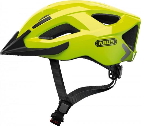 ABUS Fahrradhelm Fahrradhelm Aduro 2.0 neon yellow S