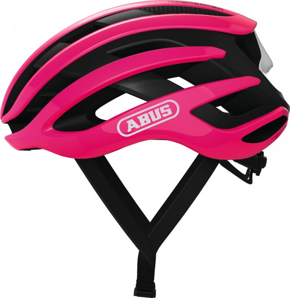 ABUS Fahrradhelm AirBreaker fuchsia pink S