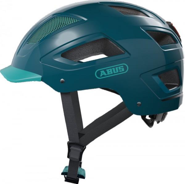 ABUS Fahrradhelm Fahrradhelm Hyban 2.0 core green L
