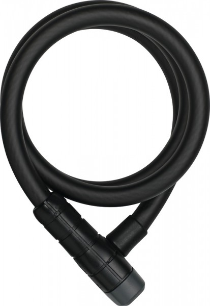 ABUS Fahrradschloss Racer 6415K/120/15 black SCMU
