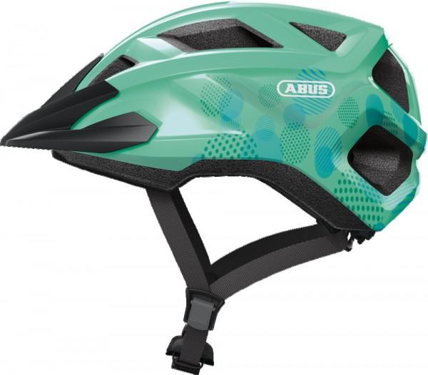 ABUS Fahrradhelm Fahrradhelm MountZ celeste green M