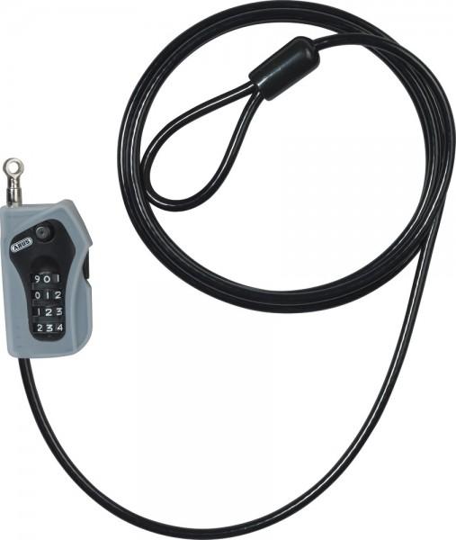 ABUS Fahrradschloss Combiloop 205/200 black