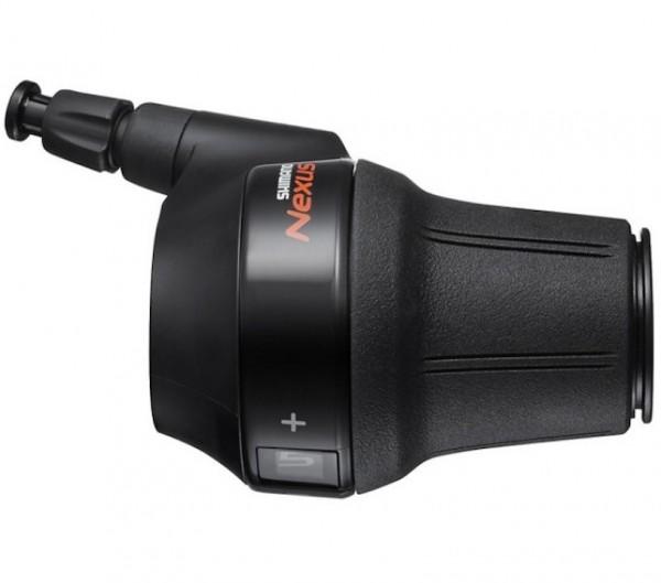 SHIMANO Drehgriffschalter Nexus SLC70005L210LA Schaltstufen: links 5-fach   Länge Innenzug: 2100 mm