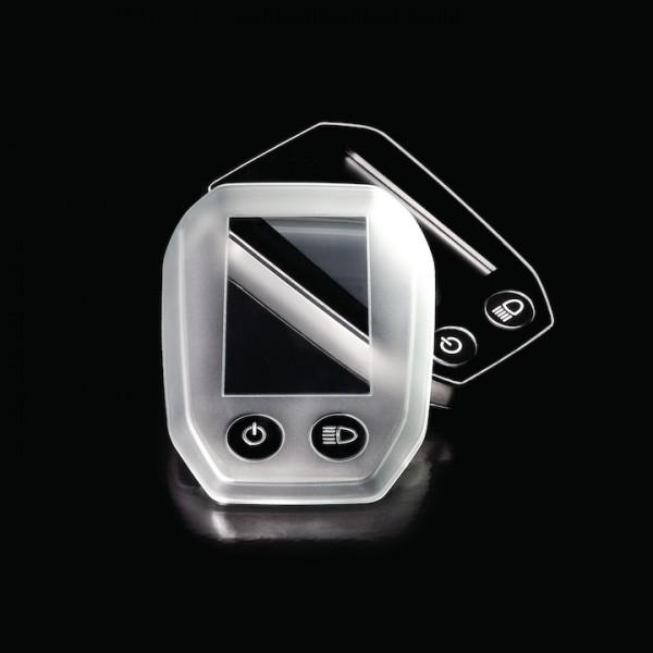 MH COVER Display Cover für Shimano Steps SC-E6010 transparent