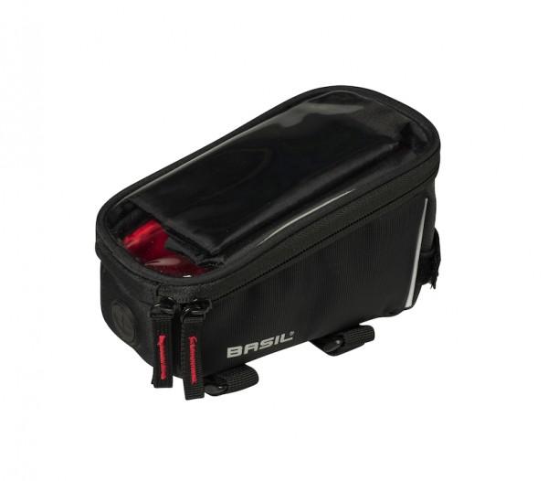 BASIL Rahmentasche Sport Design schwarz