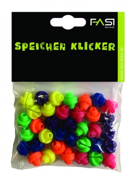 FASI Speichenklicker Spike Fun Für Laufradgröße: 12 - 16 Zoll