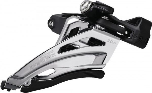 SHIMANO Umwerfer Deore FDM5100 Side Swing | Ausführung: 64-69 Grad | 11-fach | Front Pull