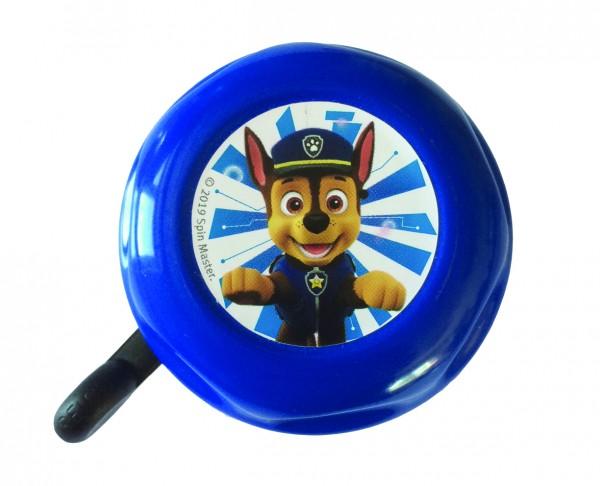 "BIKE FASHION Kinder-Glocke ""Paw Patrol"" blau | Motiv: Paw Patrol | Durchmesser: 57 mm | Lenkerdurchm"