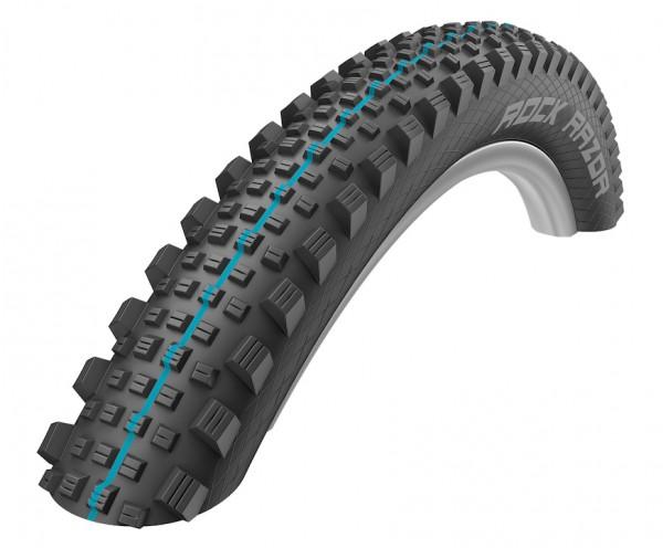 SCHWALBE Fahrradreifen Rock Razor ADDIX HS 452 29 Zoll | ETRTO: 60-622 | Falt | SnakeSkin | ADDIX Sp