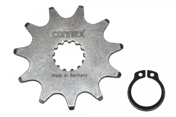 CONNEX Ritzel für Panasonic Motor 10 Zähne | Für Panasonic E-Bikemotor | SB-Verpackung
