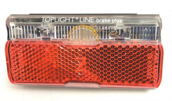 B&M LED E-Bike Rücklicht Toplight Line K Brake Befestigung: Gepäckträger | Bolzenabstand: 50 mm