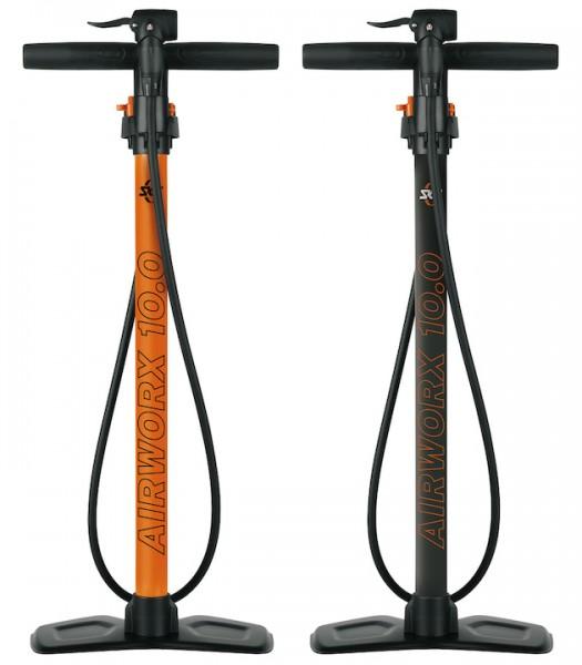 SKS Standpumpe Airworx 10.0 Länge: 665 mm | orange