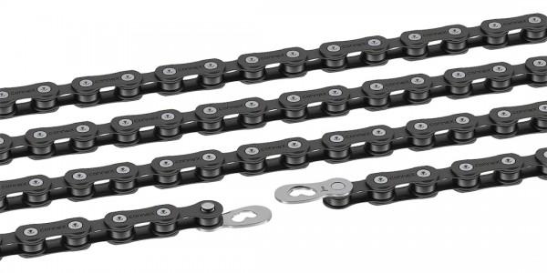 CONNEX Fahrrad Kette 800 Kompatibilität: 6/7/8-fach | SB-Verpackung | 114 Glieder