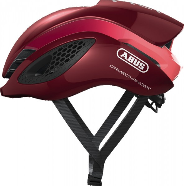 ABUS Fahrradhelm Fahrradhelm GameChanger bordeaux red L