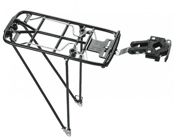 PLETSCHER Gepäckträger Quick-Rack schwarz   Laufradgröße: 26 - 27,5 Zoll