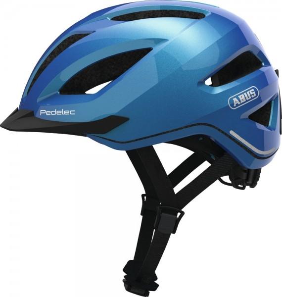 ABUS Fahrradhelm Pedelec 1.1 steel blue L