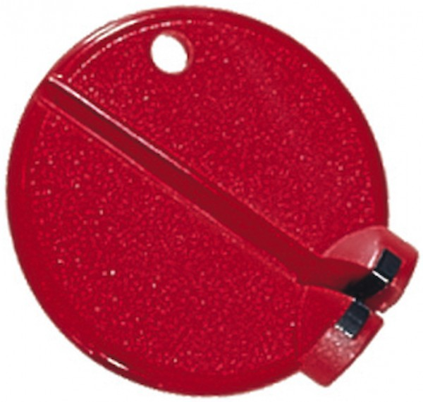 SPOKEY Speichenspanner Spokey rot | Größe: 3,25 mm