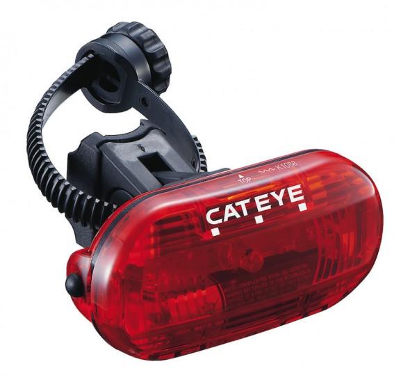 CATEYE LED Batterierücklicht TL-LD135G Omni 3G Befestigung: Sattelstütze