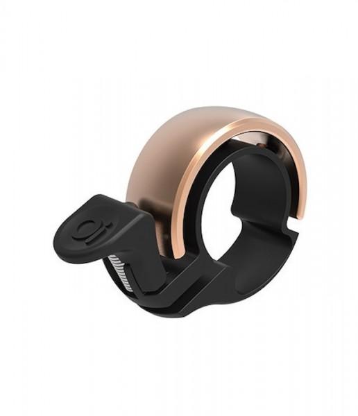 KNOG Glocke Oi Classic Small copper | Lenkerdurchmesser: 22,2 mm