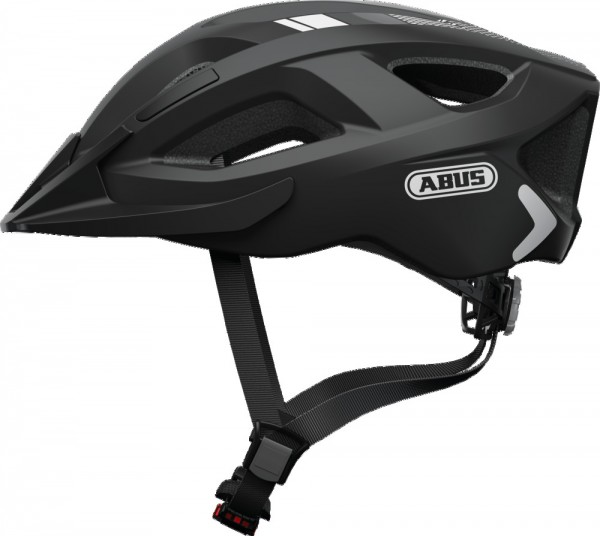 ABUS Fahrradhelm Fahrradhelm Aduro 2.0 race black S