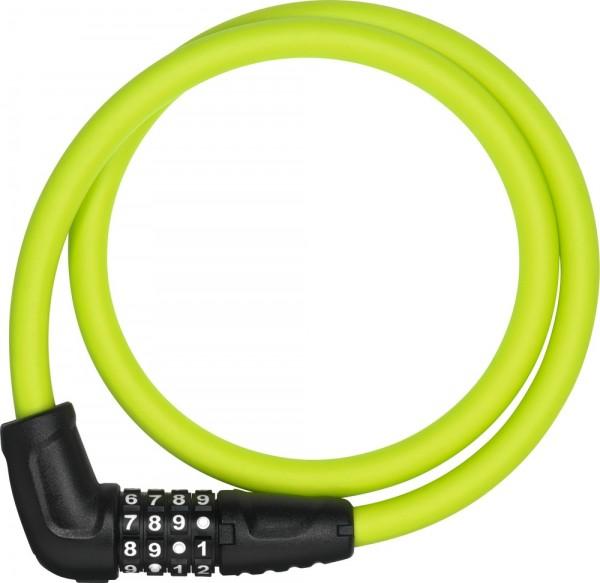 ABUS Fahrradschloss Numerino 5412C/85/12 lime