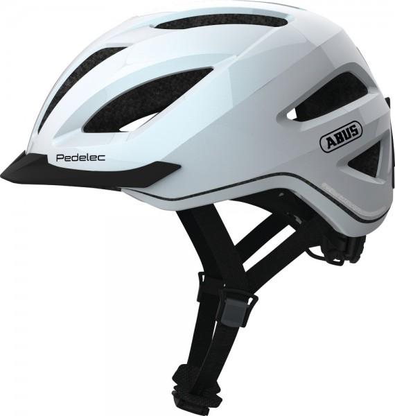 ABUS Fahrradhelm Pedelec 1.1 pearl white M