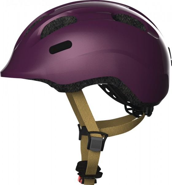 ABUS Fahrradhelm Smiley 2.0 royal purple M