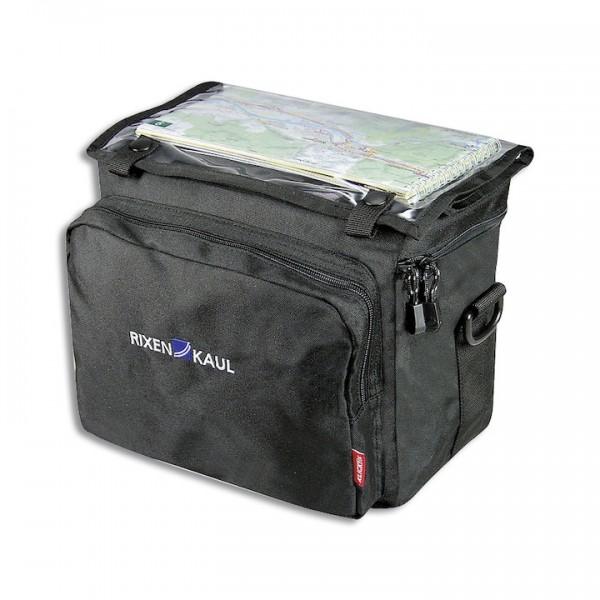 Rixen & Kaul Lenkertasche Daypack Box schwarz schwarz,26 x 22 x 16 cm,8 Liter