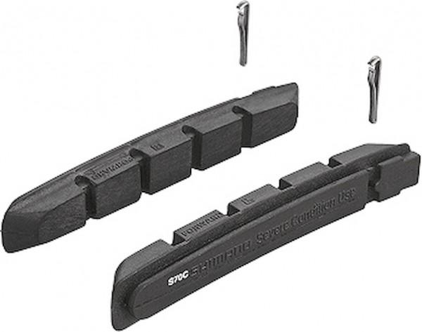 Shimano Ersatzbremsgummi S70C XT V-Brake Cartridge S70C Y8A298030 S70C,Y8A298030,17438
