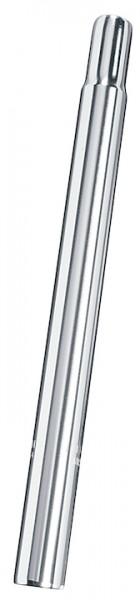 ERGOTEC Kerzensattelstütze Alu silber | Durchmesser: 26,0 mm | SB-Verpackung