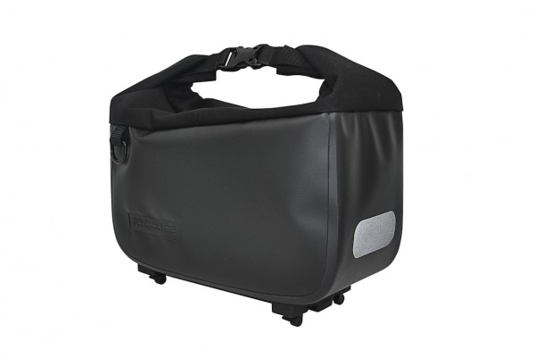 RACKTIME Racktime Gepäckträgertasche Trunkbag Yves Befestigung: Snapit | onyxschwarz