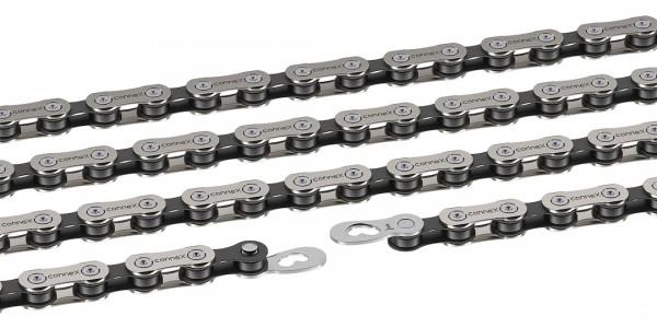 CONNEX Fahrrad Kette 804 Kompatibilität: 7/8-fach | SB-Verpackung | 114 Glieder
